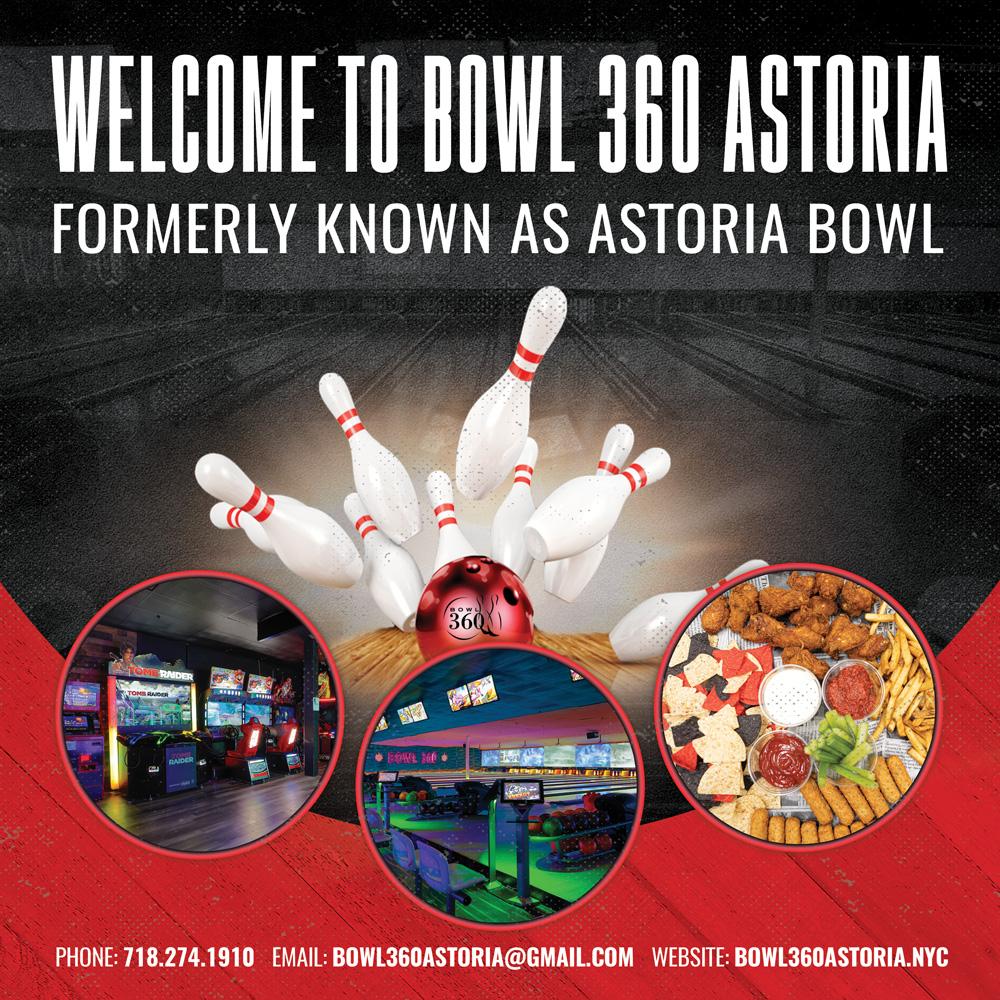 Bowl 360 Astoria